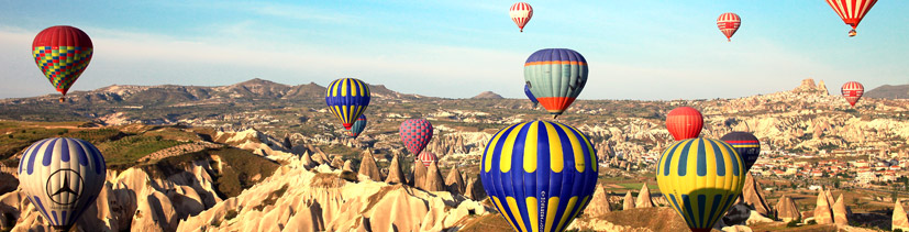 Cappadocia Hot Air Balloon Trip