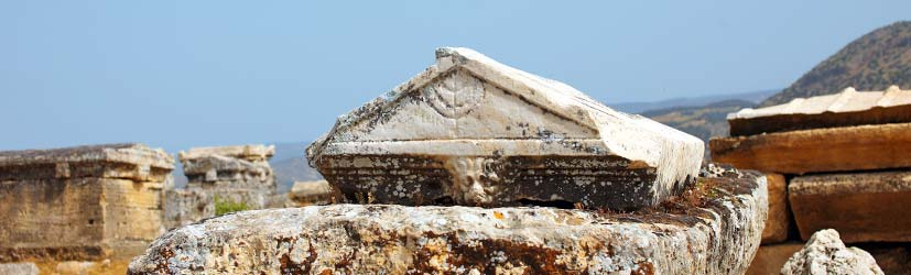 Menorah Carved, Hierapolis