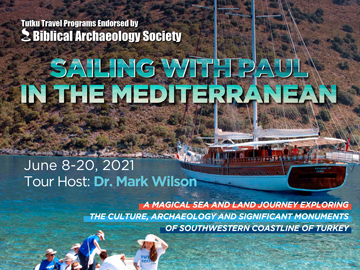 SAILING WITH PAUL IN THE MEDITERRANEAN