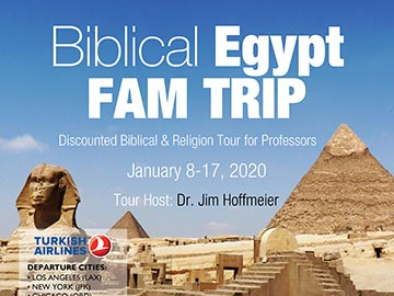 Egypt Fam Trip