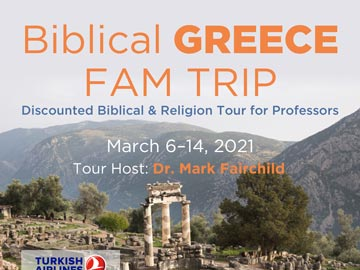 Greece Fam Trip