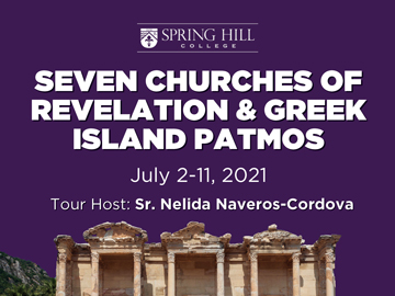 SEVEN CHURCHES OF REVELATION & GREEK ISLAND PATMOS