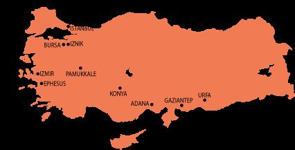 TUTKU TOURS TURKEY - TURKISH ISLAMIC ART TOUR